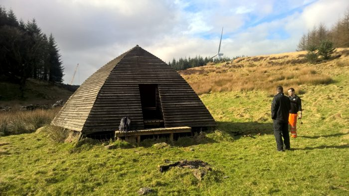 beehive bothy dumfries and galloway outdoors access trust