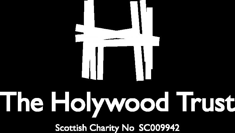 holywood trust logo by bdsdigital